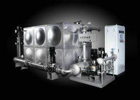 箱式节能增压供水设备